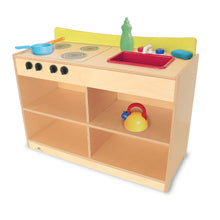 Whitney Brothers® Preschool Contemporary Sink And Stove WB6470 - Welcome 2 My Crib