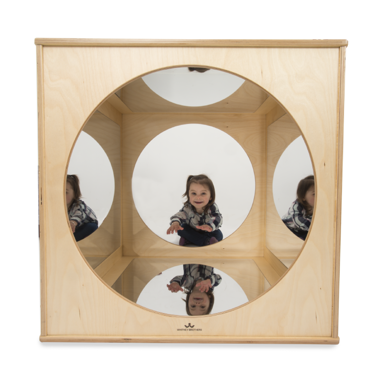 Whitney Brothers® Kaleidoscope Play House Cube - Welcome 2 My Crib