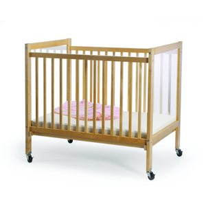 Whitney Brothers Infant Clear View Crib WB9503 - Welcome 2 My Crib