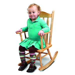 Whitney Brothers® Child'S Rocking Chair WB5533 - Welcome 2 My Crib