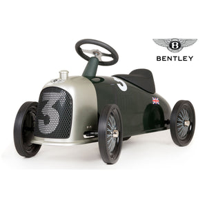 Baghera Rider Heritage Bentley ride on car Years 2-3 - Welcome 2 My Crib