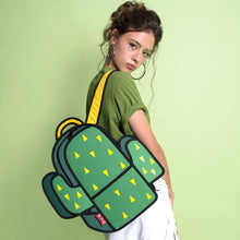 Jump from Paper CACTUS Pop Art Cartoon Backpack JFP173 - Welcome 2 My Crib