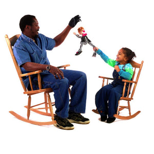 Whitney Brothers® Adult Rocking Chair SKU WB5536 - Welcome 2 My Crib