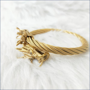 DRAGON BANGLE