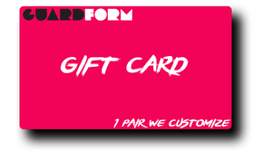 Gift Card - 1 Pair We Customized