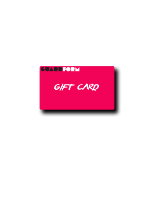 GuardForm Gift Card