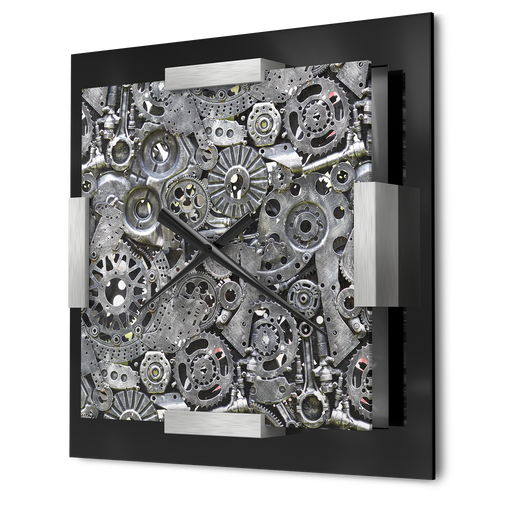 """Gears Nest"" - Wall Clock"