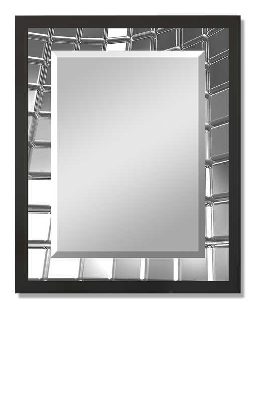 """Mirror Tiles"" Rectangular Mirror"