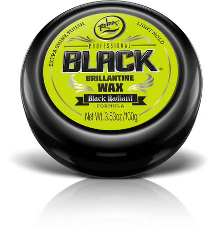 BLACK Brillantine Wax