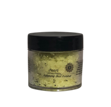 Load image into Gallery viewer, Bella Opulence Mini Lemon Poppy Pearl Softening Skin Polisher Sea Salt Body Scrub