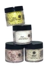 Load image into Gallery viewer, Bella Opulence Mini Pearl Softening Skin Polisher Variations Sea Salt Body Scrub