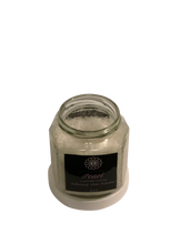 Load image into Gallery viewer, BELLA OPULENCE Lavender Vanilla Pearl Softening Skin Polisher Sea Salt Body Scrub
