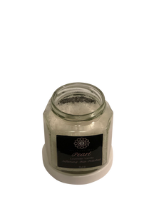 BELLA OPULENCE Lavender Vanilla Pearl Softening Skin Polisher Sea Salt Body Scrub
