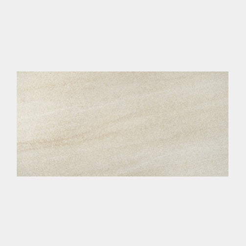 Alpine Beige External Outdoor Porcelain Tile 300x600mm with Matt Finish and Anti Slip Rating