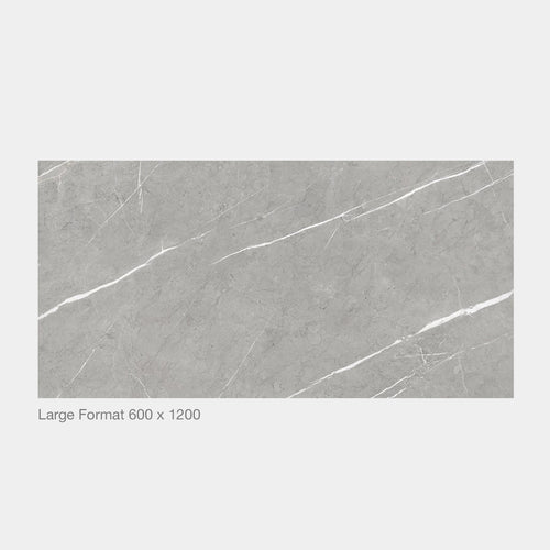 Pietra Silver Polished XL