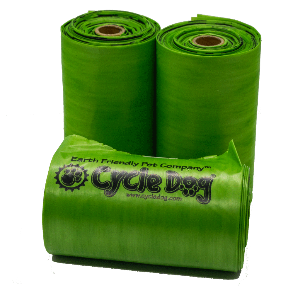Cycle Dog Earth-Friendly Pickup Bags