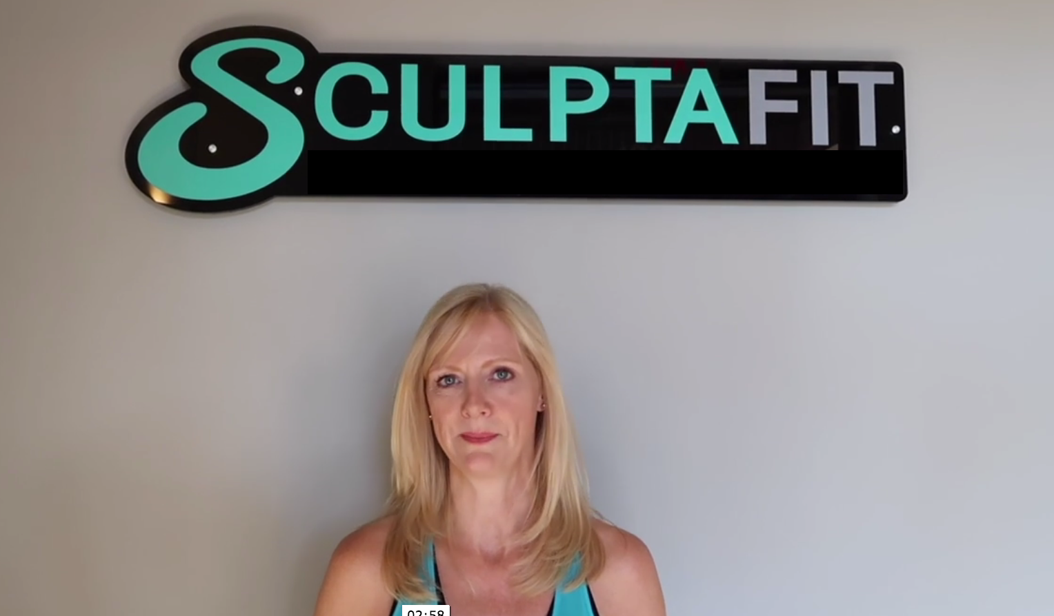 Home Gym Review Laura M on SCULPTAFIT Home Gym Set Up from Studio Video