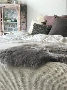 Linn - Long Haired Sheepskin - Surrey Style