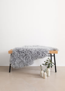 Linn - Long Haired Sheepskin