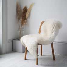 Load image into Gallery viewer, Isabella - Deep Pile Sheepskin Rug/Throw  in Ivory