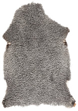 Load image into Gallery viewer, Visby - Short Hair Grey Gotland Sheepskin