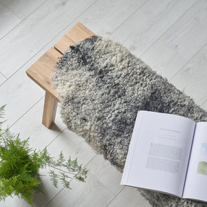 Rarebreed swedish gotland sheepskin rug