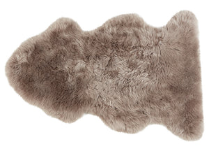 Eco Tanned Sheepskin Rug/Throw