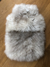 Load image into Gallery viewer, Luxury Sheepskin Hot Water Bottle Cover