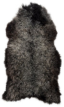 Load image into Gallery viewer, Natural Long Hair Gotland Sheepskin