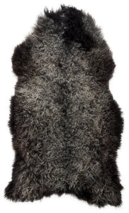Natural Long Hair Gotland Sheepskin