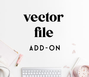 ADD-ON: vector file
