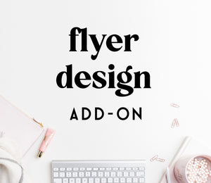 ADD-ON: flyer