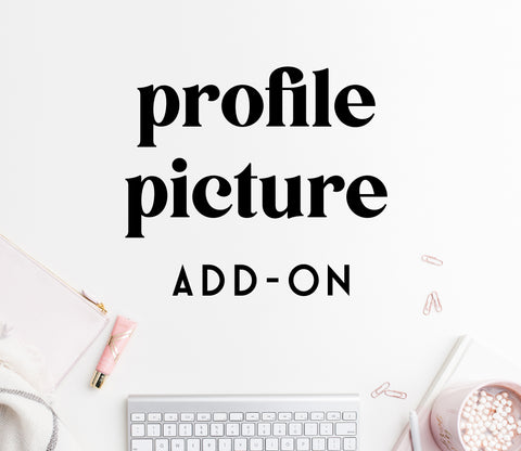 ADD-ON: profile picture