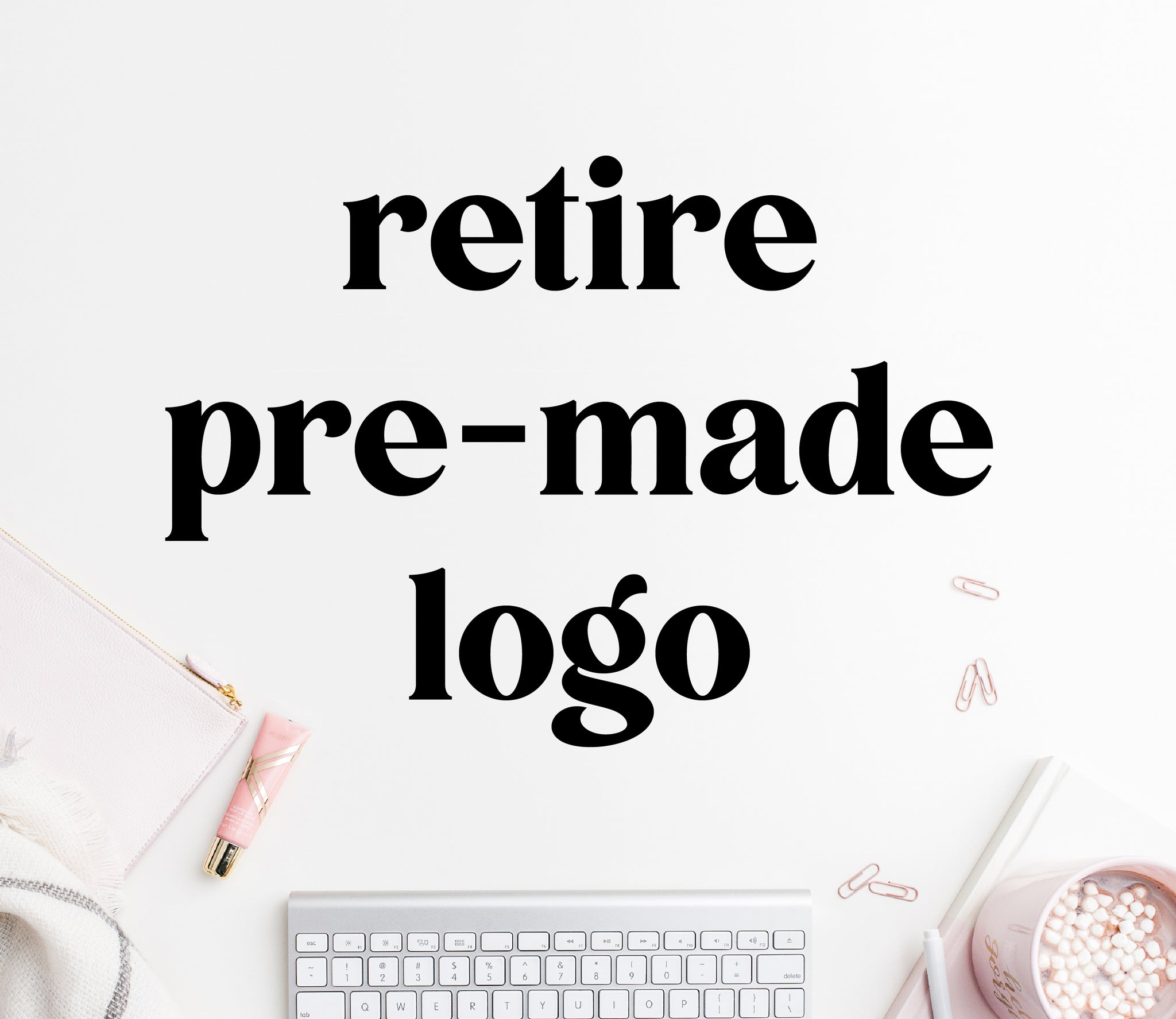 ADD-ON: retire logo design