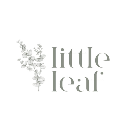 Leaf logo design, Photography branding Business logo design, Pre made Logo and Watermark, Unique Watercolor logo branding, Sage Green logo