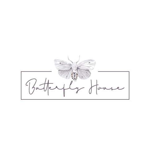 Butterfly Pre made logo, Text Blog logo design, Fun logo and watermark, Watercolor Business logo design, kids logo branding, Moth logo