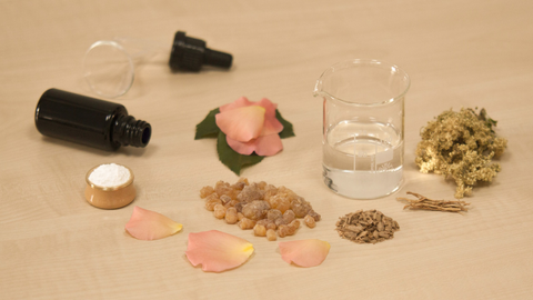 Lotus + Aire Ayurvedic natural fragrance oils and the history of scent