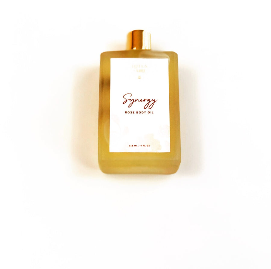 SYNERGY - Ayurvedic Rose Body Oil