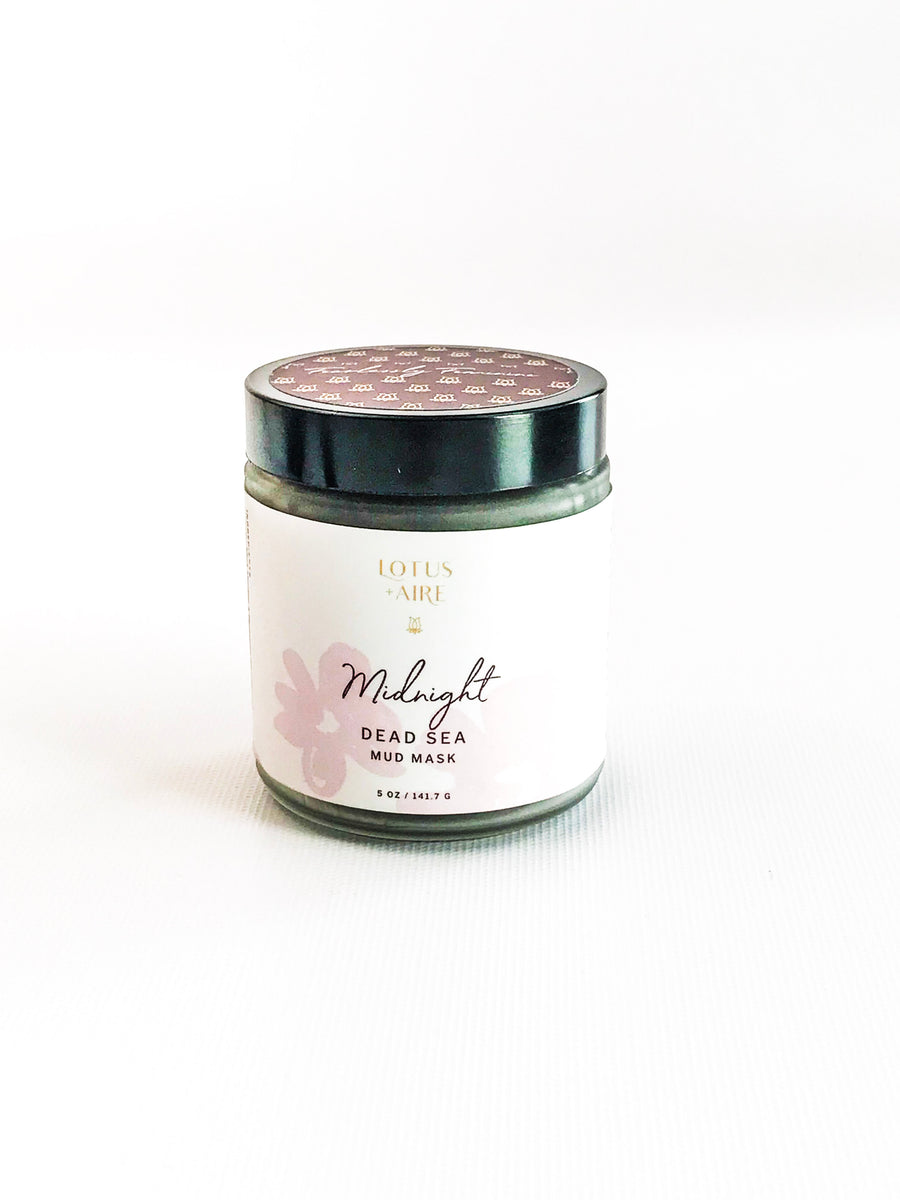 MIDNIGHT-  Dead Sea Mud Mask