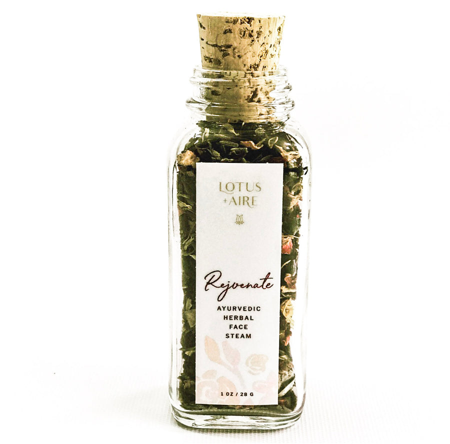 REJUVENATE - Ayurvedic Face Steam Blend