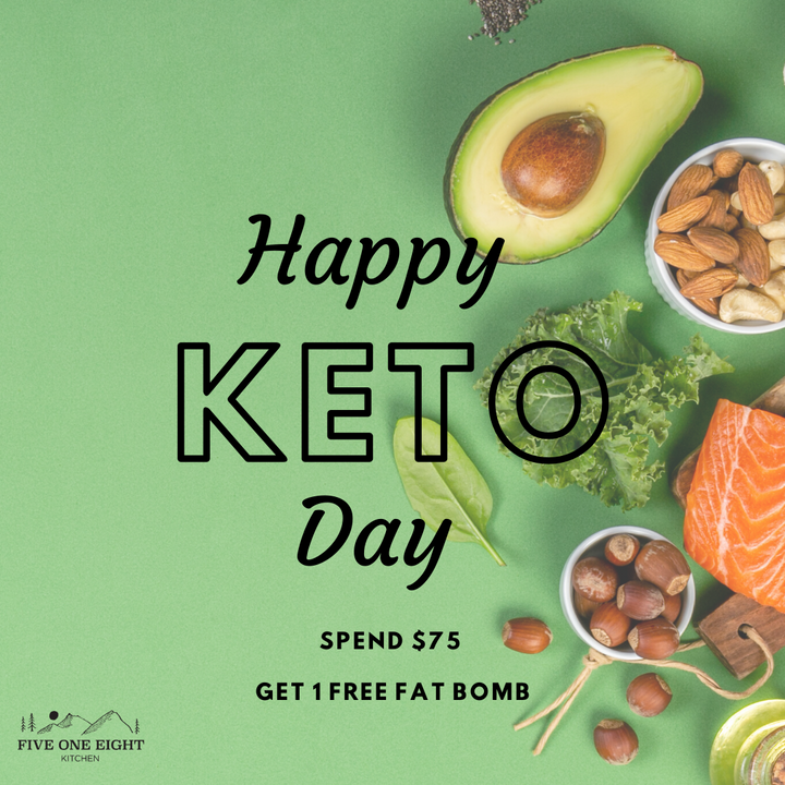 National Keto Day Flash Sale!