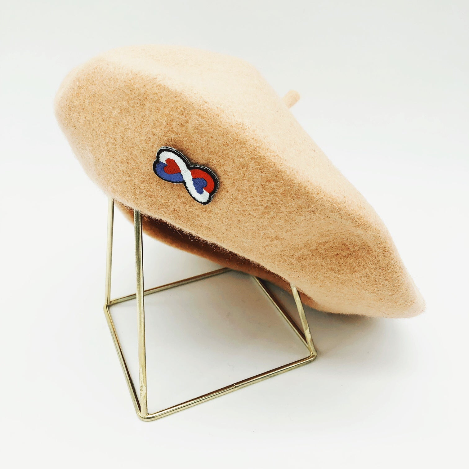 béret-camel-coeur-tricolore-french-frenchie-laine-gili