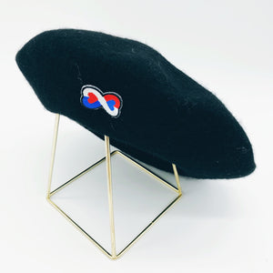 beret-noir-tricolore-coeur-frenchie