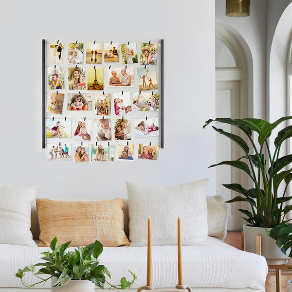 Wall Hanging photo-frame-love