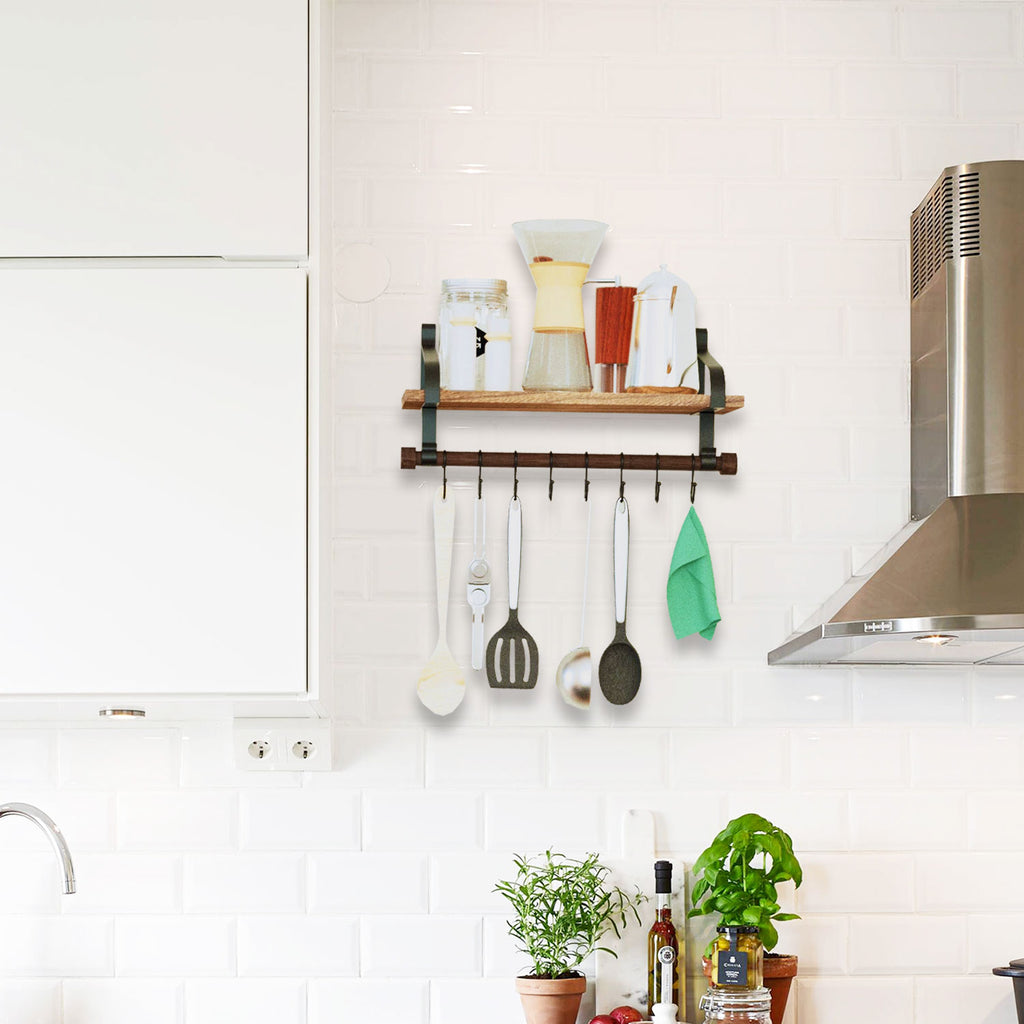 Kitchen Cabinet wall shelves