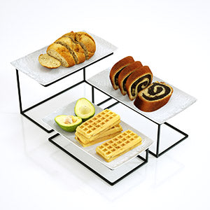 Love-KANKEI Fruit Texture Stand Tiered ServingTray 3