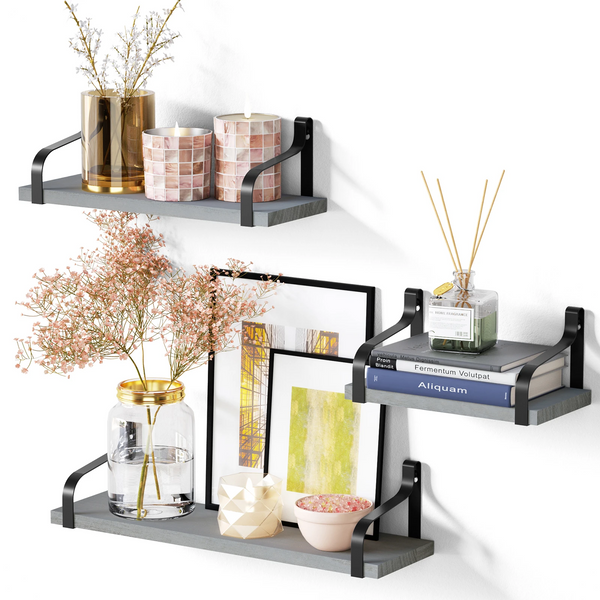 Wall Hanging Shelves
