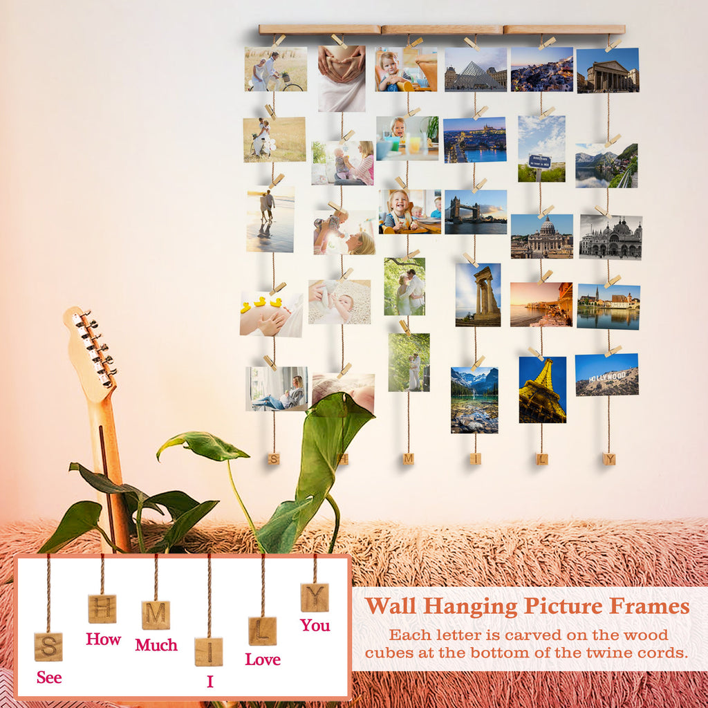 family photo frame for wall decorative