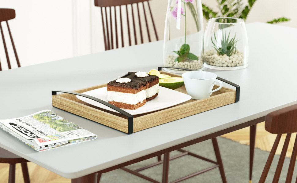 Love-KANKEI Arch Breakfast Tray