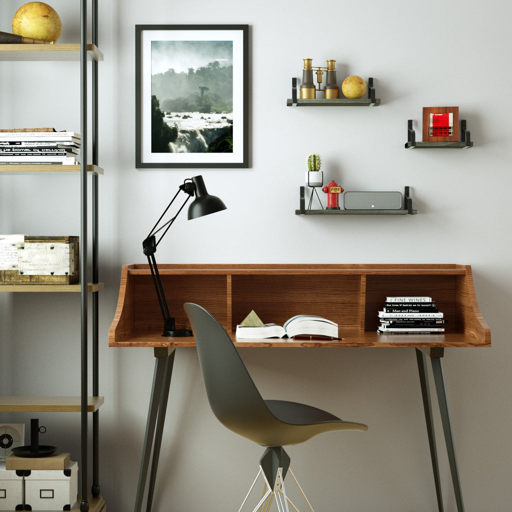 Floating Shelves Wall Mounted Set